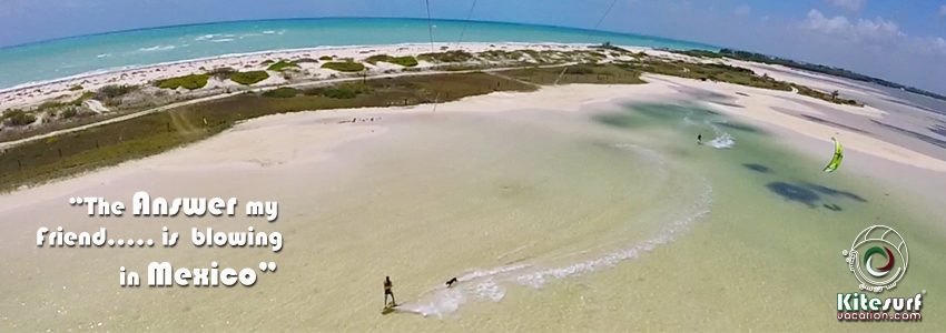 kitesurfing spots and destinations world mexico