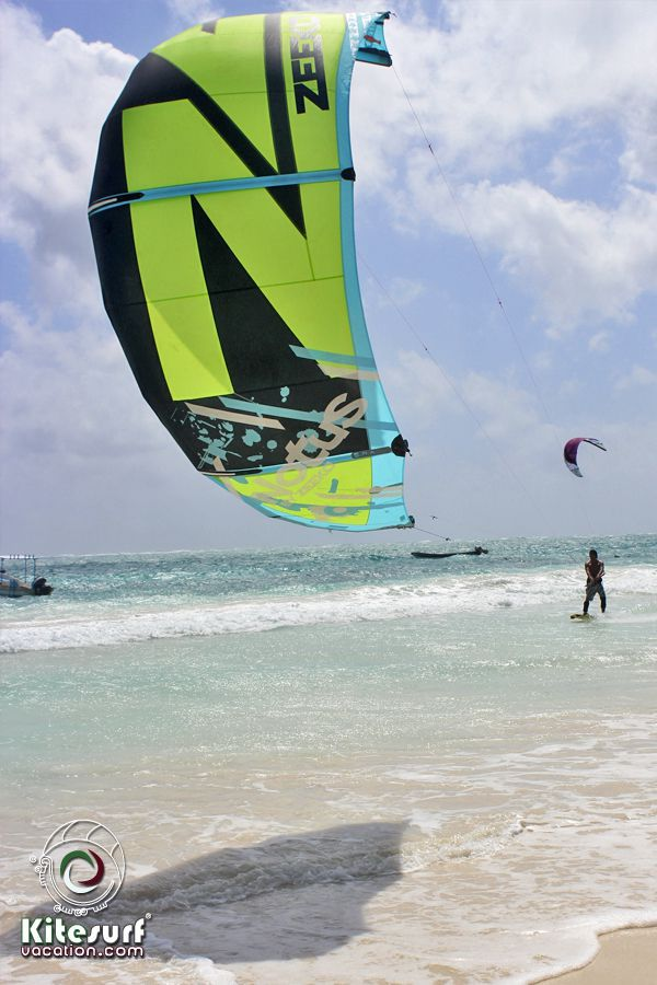 Kitesurfing School & Paddle Board Tours in Tulum Mexico
