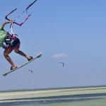 Kiteboarder from Mexico