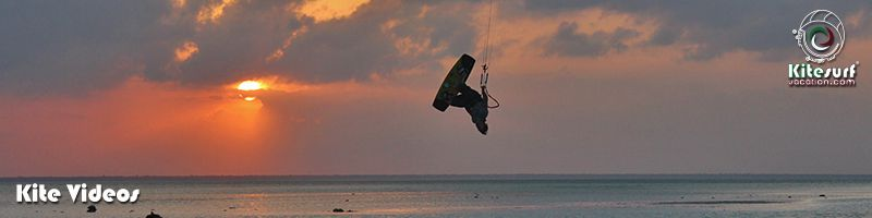 kitesurfing videos