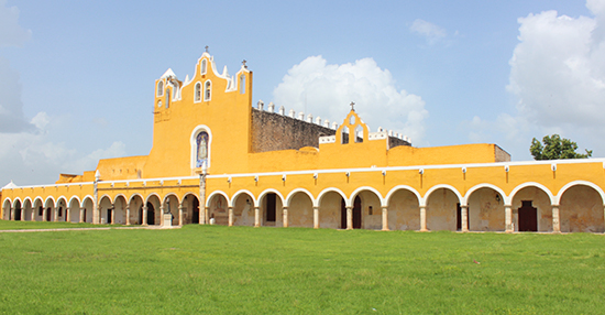 Colonial Cities and Magical Towns in Yucatan Peninsula