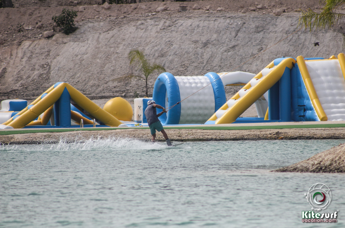 Cable Wakeboarding Park In Playa Del Carmen Cancun