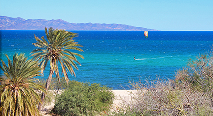 Kiteboarding Spots And Beaches