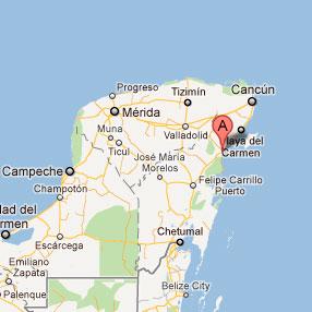 Tulum Beach Is An Incredible Kiteboarding Spot Kitesurf Vacation Mexico Packages School Kitesurfing