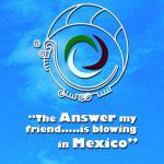 kitesurf vacation mexico logo and slogan